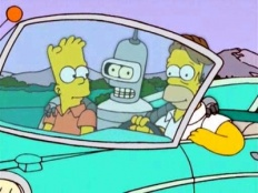 The Simpsons 16x15 : Future-Drama- Seriesaddict